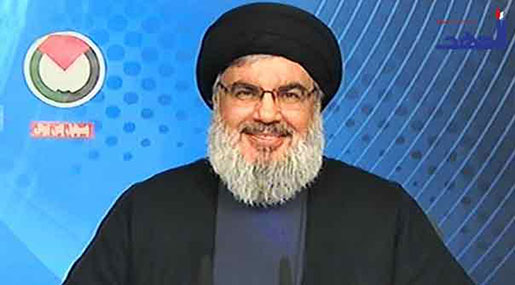 "Sayyed Nasrallah: Never to Leave Palestine, ""Israeli"" Scheme Toppled in Lebanon"