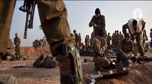 """""""Israeli"""" Reservists Have Not Received Money Owed to Them after Gaza War"""