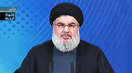 Sayyed Nasrallah Condemns Paris Attacks: Open Battle with