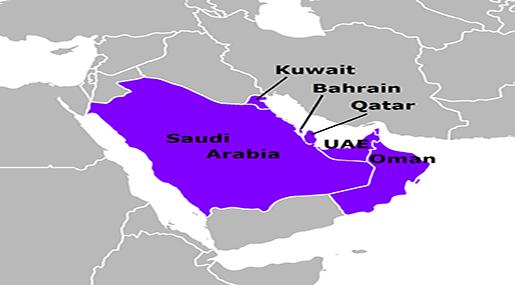 Gulf States Graph