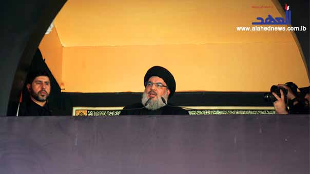 "Sayyed Nasrallah: We're Firm to Defeat US-Takfiri Scheme, ""Israel""...Syria Won't be Toppled"