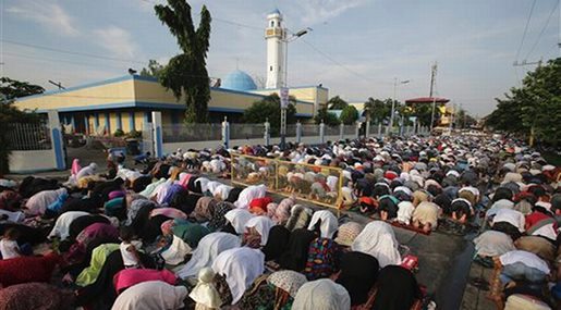Muslims All over the World Celebrate Eid al-Adha