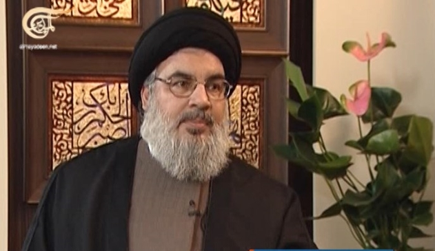 Sayyed Nasrallah: We Have Fateh Missile since 2006, Ready to Enter Beyond the Galilee