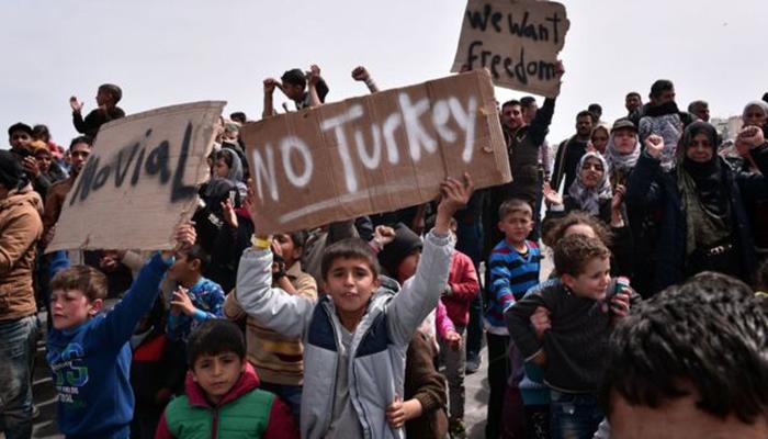 Greece Expels more Migrants to Turkey under EU Deal