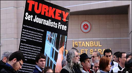 Turkish Academics on Trial for 'Terrorist Propaganda'