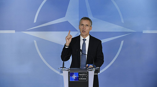 NATO Ships to Cooperate With Greece, Turkey in Curbing Illegal Migration