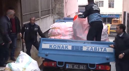 Raid on Turkish Workshop Staffed with Syrian Children