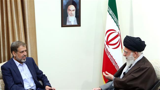 Imam Khamenei receives Islamic Jihad delegation