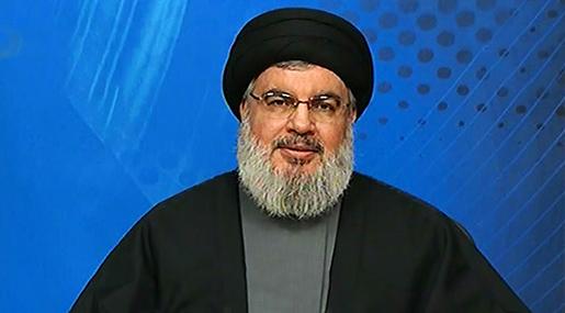 Hizbullah Secretary General His Eminence Sayyed Hassan Nasrallah