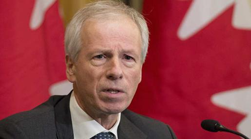 Canadian FM Stéphane Dion