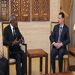 Al-Assad to Annan: No New Concessions, Ready for Military Options, We'll Shake World