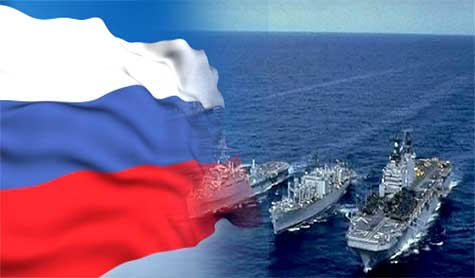 Russian Pacific Warships Enter Mediterranean for First Time in Decades