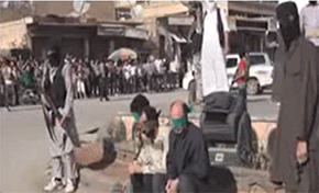 In Video: Syria Rebels Atrocities Continue, Public Executions after Cannibalism