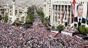 NATO Data: Al-Assad Winning War for Syrians' Hearts, Minds