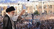 Imam Khamenei: Iranian Presidential Election to Create A Political Epic