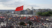 Erdoğan Meets Taksim Solidarity Platform, Vows to Abide by Decision to Suspend Gezi Park's Demolition