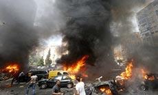Wide Condemnation to Dahieyh Terrorist Bombing