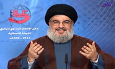 Sayyed Nasrallah: EU Surrendered to US- 'Israeli' Dictates, Partners in Any 'Israeli' Aggression on Lebanon