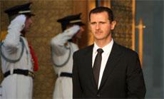 President al-Assad: We Strike Terror with Iron Fist