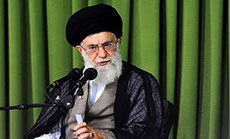 "Imam Khamenei: Settlement Negotiations Serve ""Israel"""