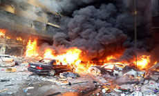 Explosion Rocks Roweis Area in Beirut's Dahiyeh, Medical Sources Record 17 Martyrs, 270 Wounded