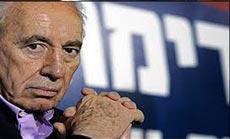 Peres Surprised Suleiman Blamed 'Israel' for Blast
