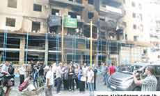 Photo Report: Reconstruction Ongoing in Roweis- Dahiyeh Explosion Site
