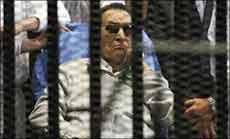 Mubarak Released from Jail