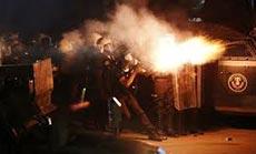 New Anti-gov't Protests Hit Turkey
