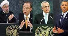 Syria Dominates UN General Assembly 68th Session