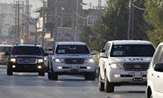 UN Disarmament Team Launches Syria Mission