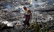 Hundreds Of Buddhists Riot, Kill 5, Burn 70 Homes at Least: Myanmar