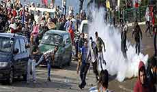 5 Killed in Egypt as Clashes Govern Brotherhood Protests