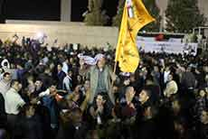 26 Palestinian Detainees See Freedom Amid Celebrations