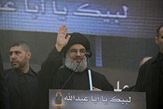Sayyed Nasrallah Live From Raya Stadium: We Will Not Bargain Syria for Gov't Portfolios