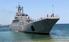 Russian Battleships to Escort Syria Chemical Weapons