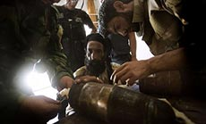 Int'l Inspectors: Syria Chemical Weapons Fired from Rebel Held Territory, Regime Not Responsible