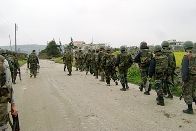 Syrian Army Foils Terrorists' Infiltration Attempts Across Syria