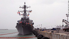 US to Send Second Navy Warship to Black Sea
