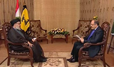 Sayyed Nasrallah Reveals July Victory Secrets in Al-Mayadeen Interview