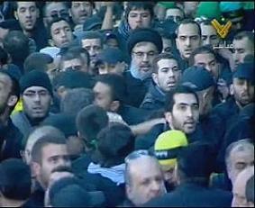 Hizbullah SG Speech on 19-01-2008