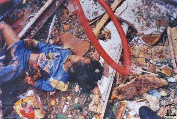 Unhealing Wounds-- Qana Massacre: Video
