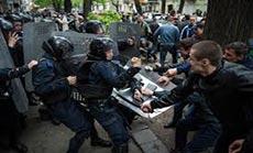 Ukraine: Rebel Toll from Slavyansk Raid Tops 30