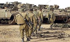 'Israeli' Reservists Warn Netanyahu: Disaster Looming due to Lack of Training