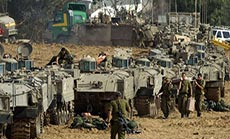 'Israeli' Army Chief Announces Freeze in Reservist Training amid Financial Crisis