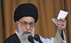 Imam Khamenei: Resistance only Way to Confront 'Israel', WB must be Armed