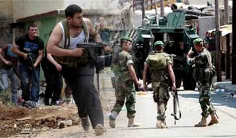 Lebanese Army Confronts Takfiris in Arsal Operation