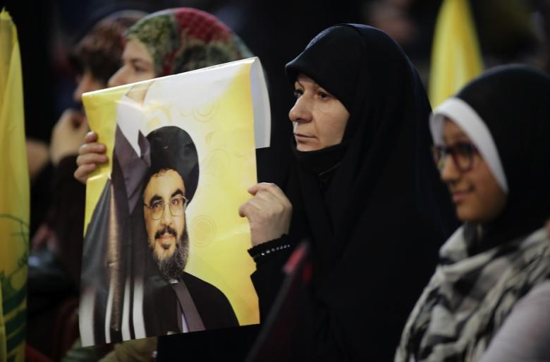 Hizbullah leader claims battles would have reached Beirut if party had not intervened in Syria