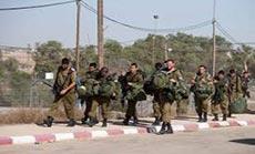 'Israel' Calls 10,000 Reservists