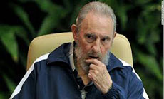 Fidel Castro Slams US, 'Israel' for Creating 'ISIL'
